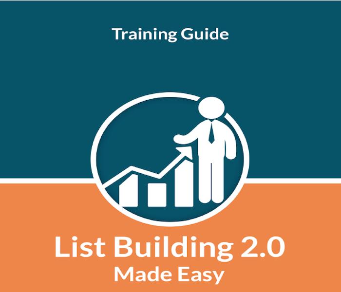 Listbuilding Made Easy